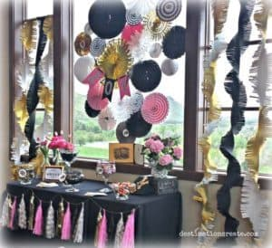 high school graduation party ideas decor
