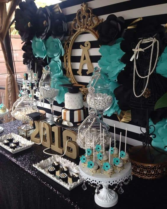 high school graduation party ideas themes