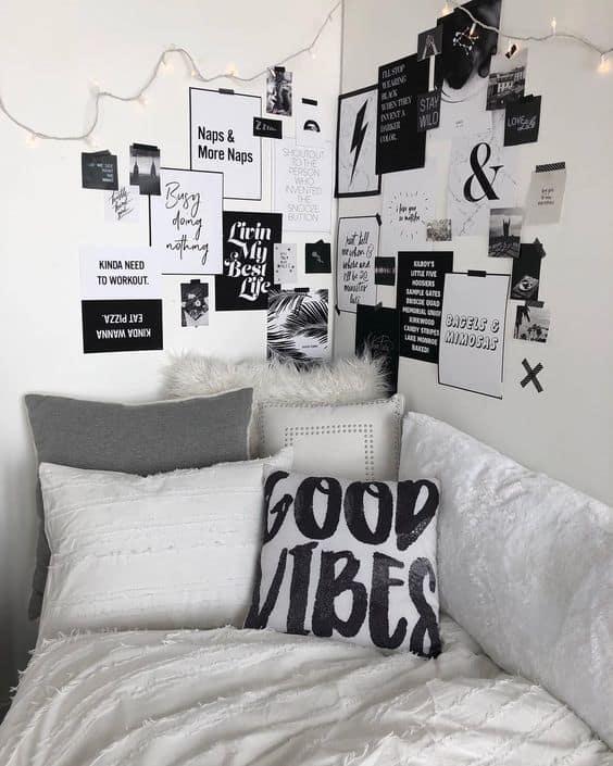 cute dorm decor