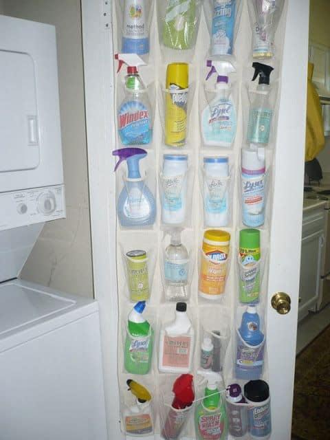 college apartment organization