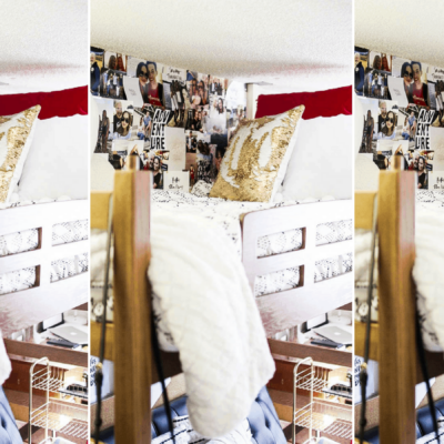 The College Dorm Room Tour Every Freshman Needs To See