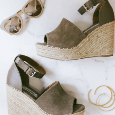 THE TRENDIEST SPRING SHOES