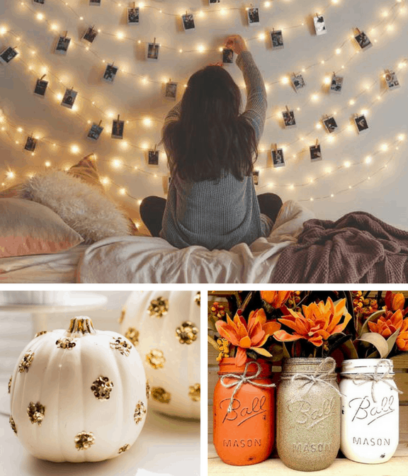 18 Ways To Make Your Bedroom Feel Cozy This Fall By Sophia Lee