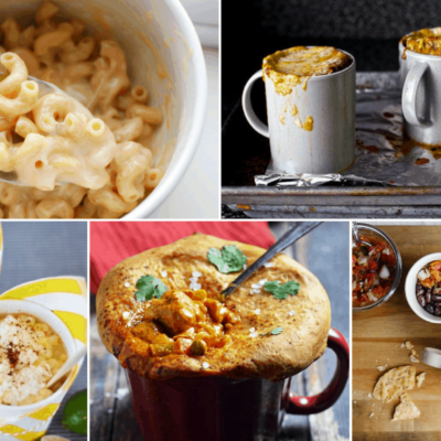 21 Mouthwatering Mug Meals You Can Actually Make in Your Dorm Room
