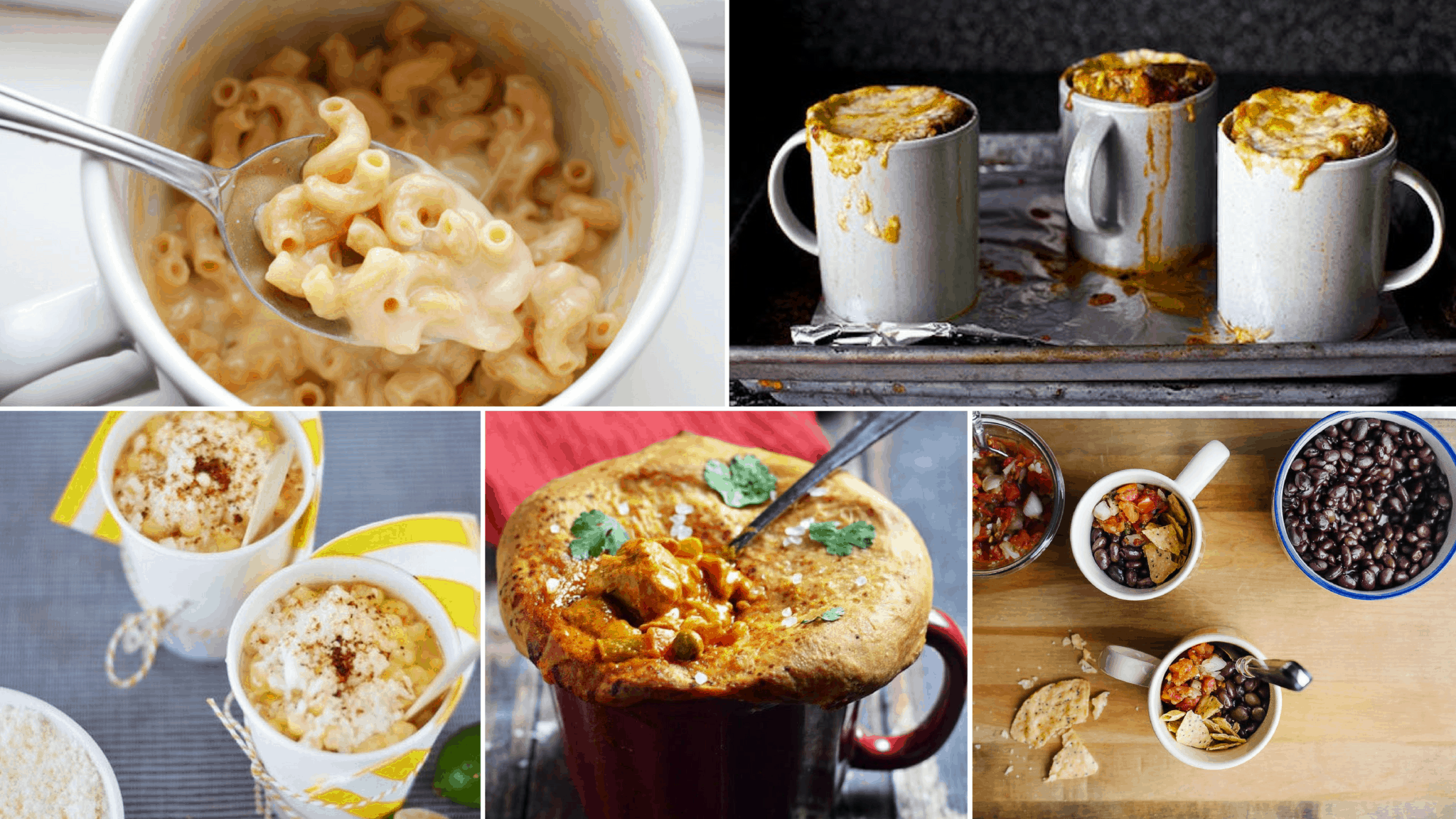 21 Mouthwatering Mug Meals You Can Actually Make In Your Dorm Room Part 66
