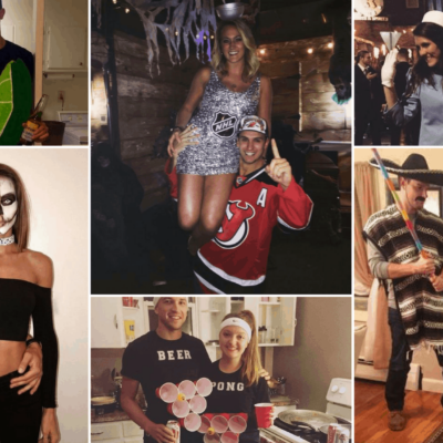 32 Easy Couple Costumes To Copy That Are Perfect For The College Halloween Party