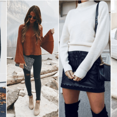 30 OUTFITS TO COPY FOR THIS YEARS THANKSGIVING