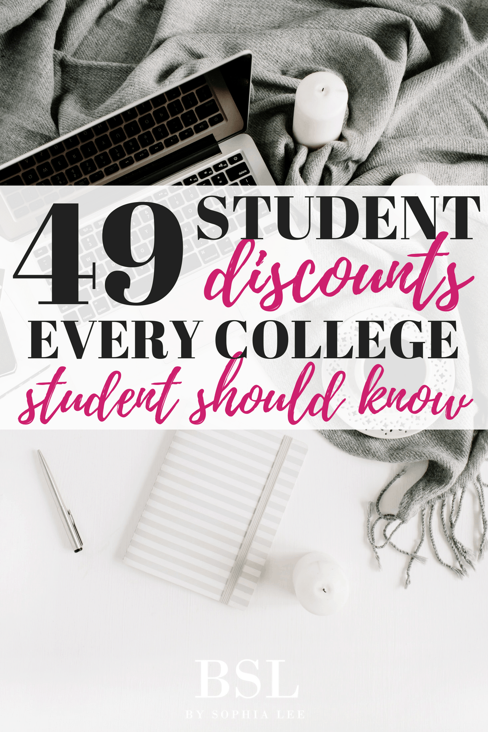 where can you get student discount