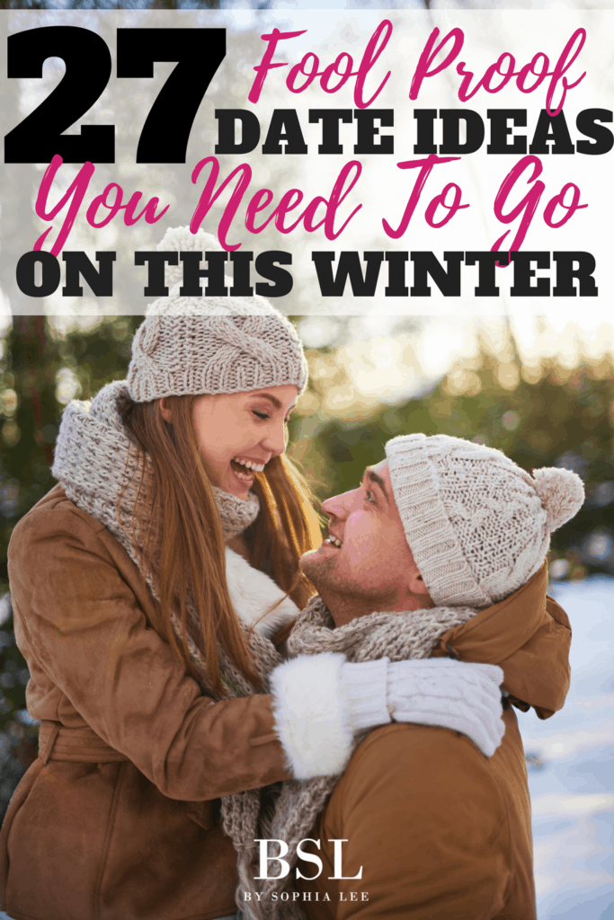 date ideas you need to go on this winter
