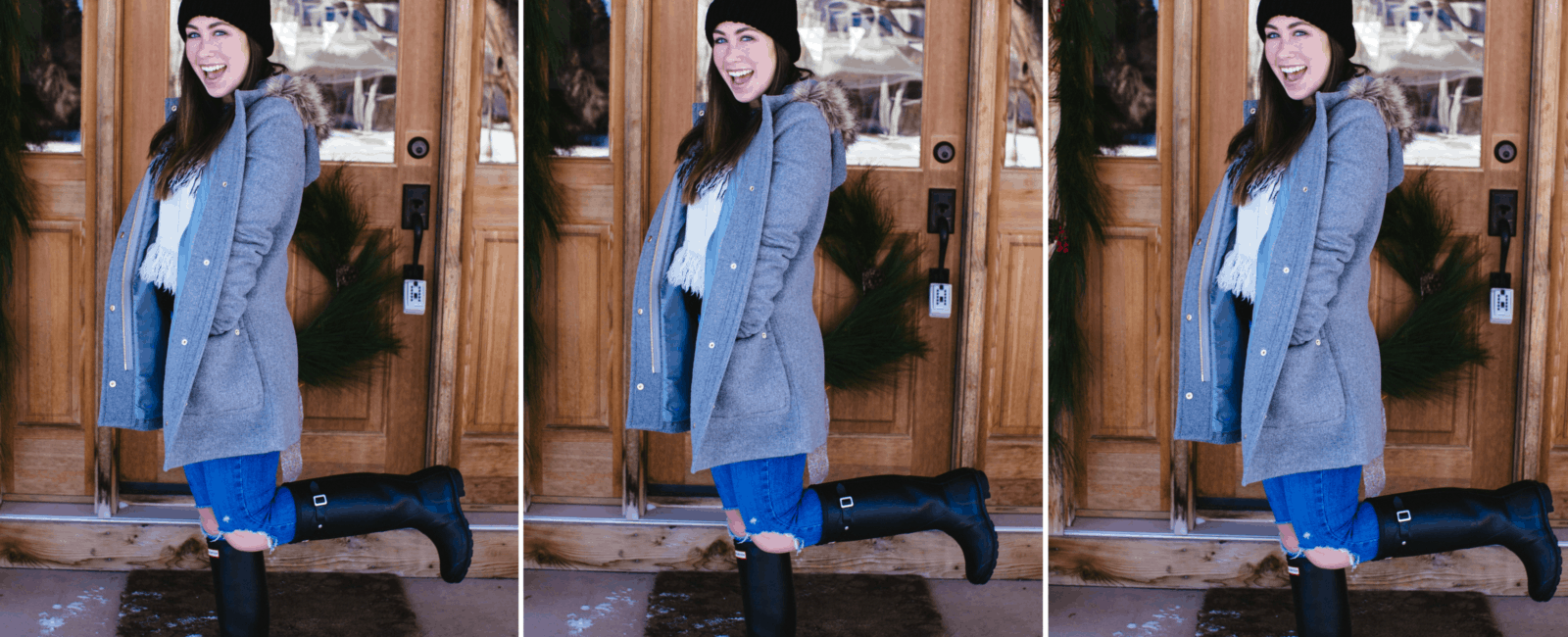 How To Clean Hunter Boots With One Simple Ingredient
