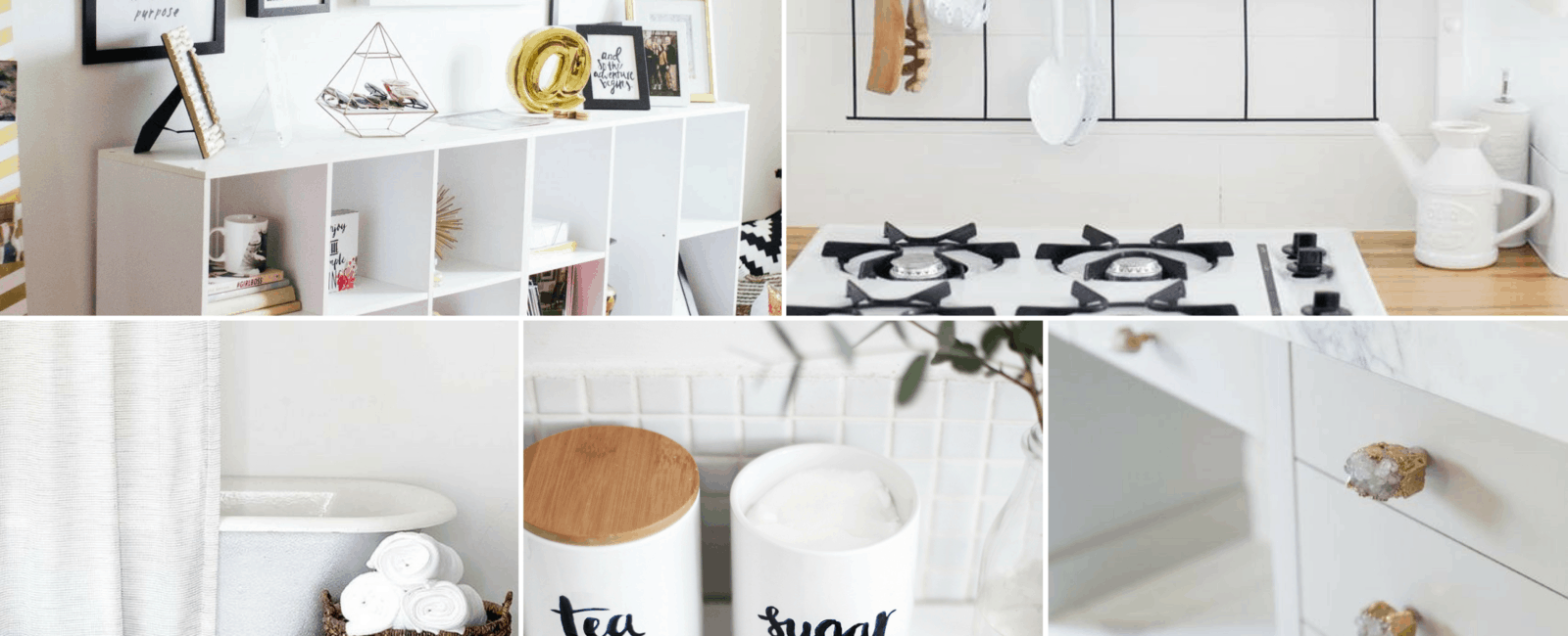 By sophia lee making your not so perfect life look perfect - Cheap ways to decorate an apartment ...