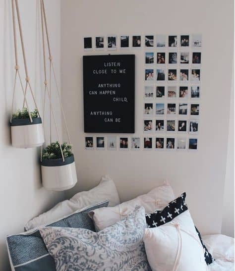 Dorm Room Decor Polaroid Pictures