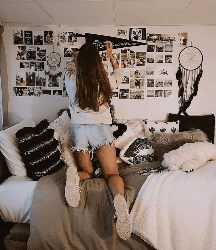 cute dorm room wall decor
