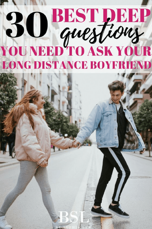best deep questions to ask your boyfriend