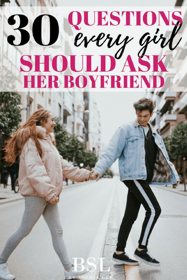 30 things i love about my boyfriend