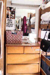 dorm room dresser