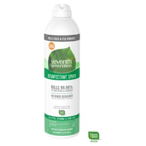 disinfectant spray for dorm room