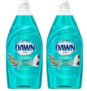 dawn soap for dorm room cleaning