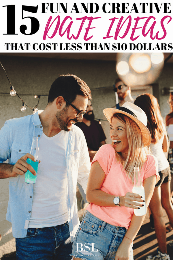 fun and creative cheap date ideas that cost less than 10 dollars