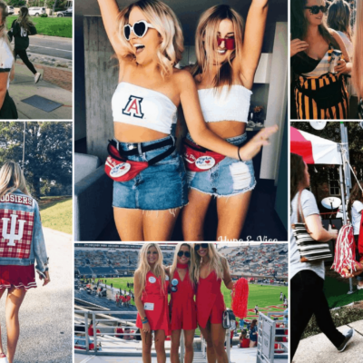 22 Game Day Outfits All College Girls Need To Copy