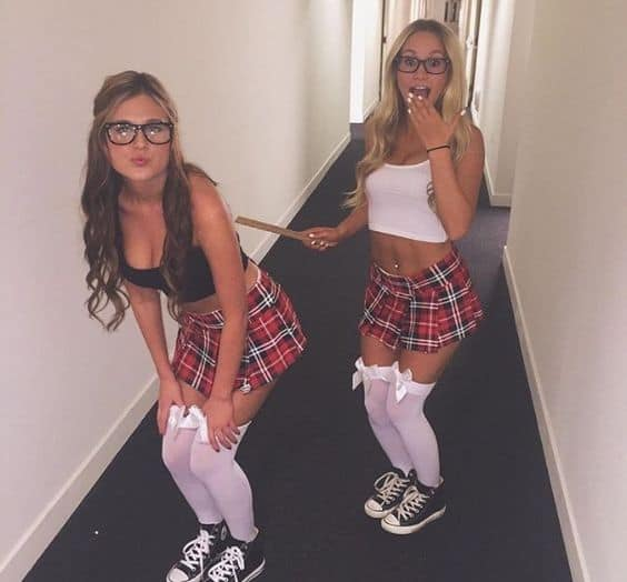 Hot College Halloween Costumes  30 Hottest College -4668