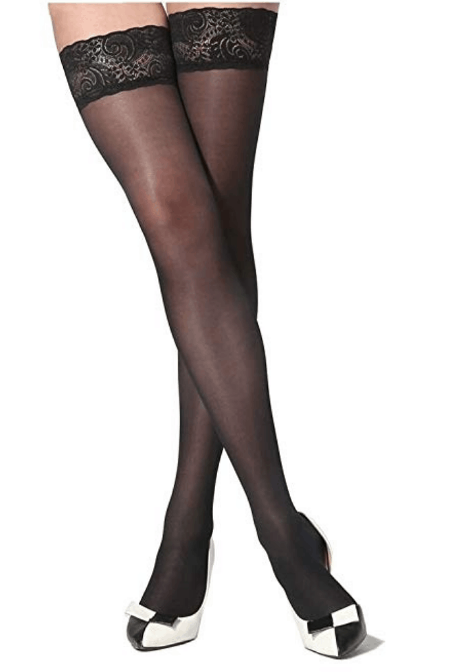 knee high stockings for halloween costume