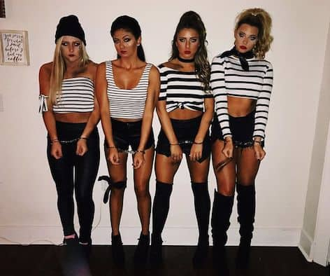 Easy Halloween Costumes To Copy