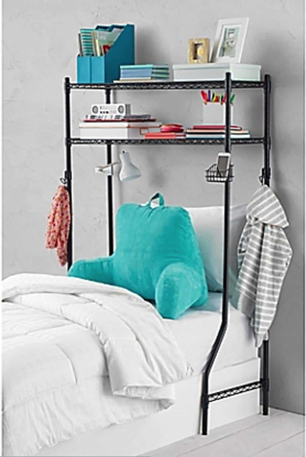 Dorm room storage ideas 12 brilliant dorm room storage - Dorm underbed storage ideas ...