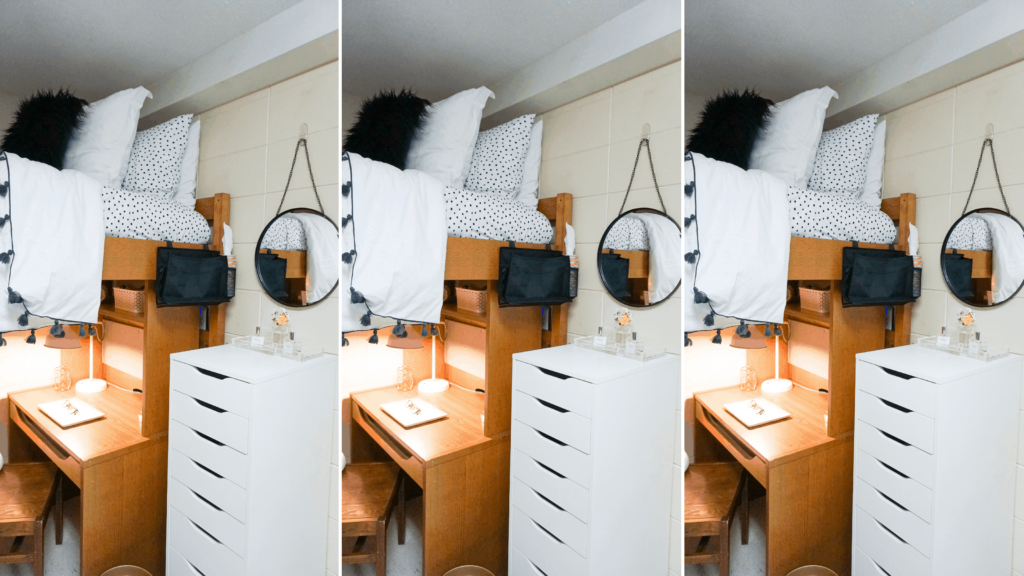 Dorm Room Storage Ideas | 12 Brilliant Dorm Room Storage Ideas - By Sophia Lee