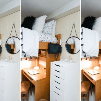 Dorm Room Storage Ideas | 12 Brilliant Dorm Room Storage Ideas