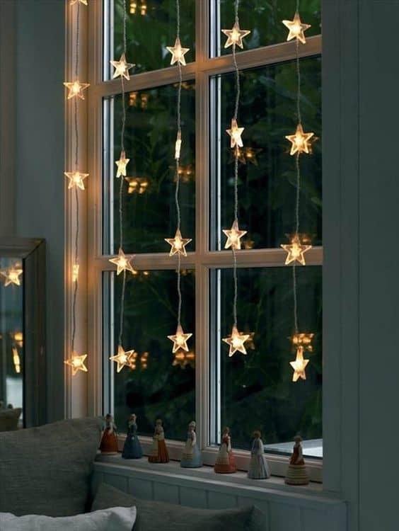 christmas dorm decor lights