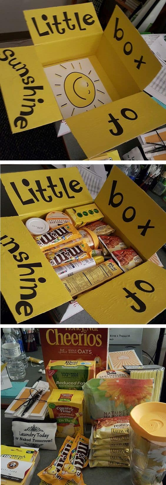 22 Genius Friend Care Package Ideas Guaranteed To Make Them Smile