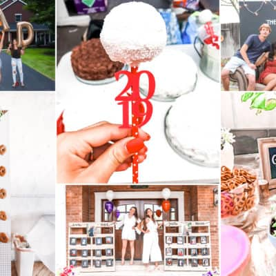 The 27 BEST 2020 High School Graduation Party Ideas