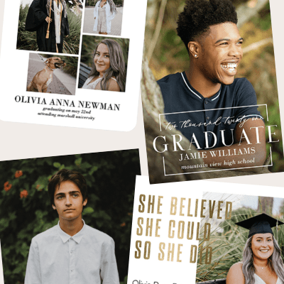graduation announcements 2021