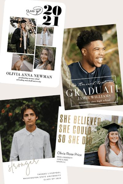 graduation announcements 2021