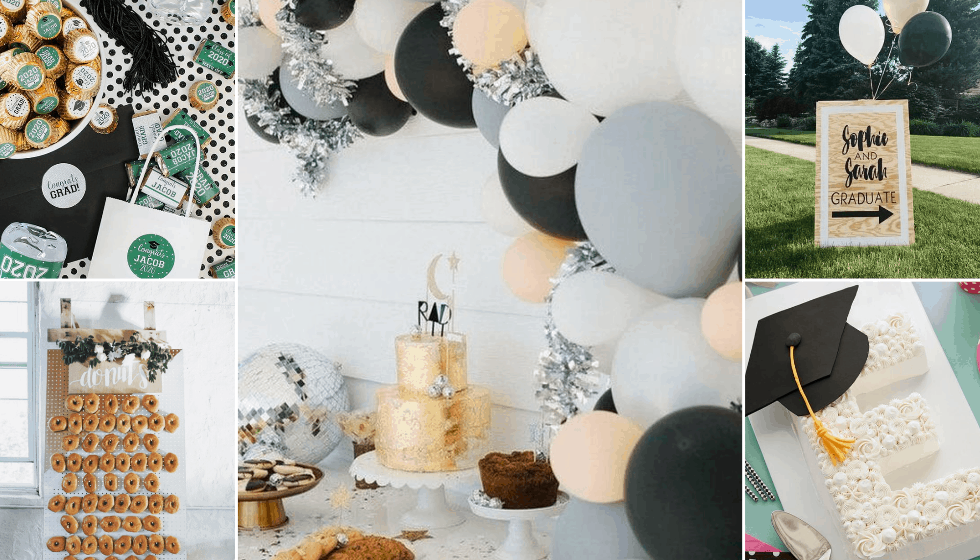2021 high school graduation party ideas