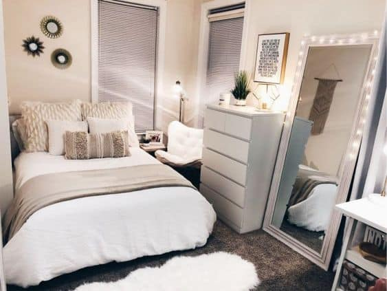 college apartment bedroom ideas
