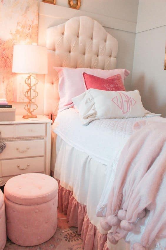 cute dorm room color schemes