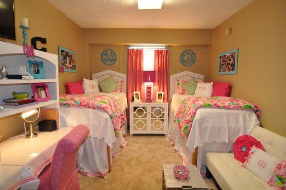 cute dorm rooms decor