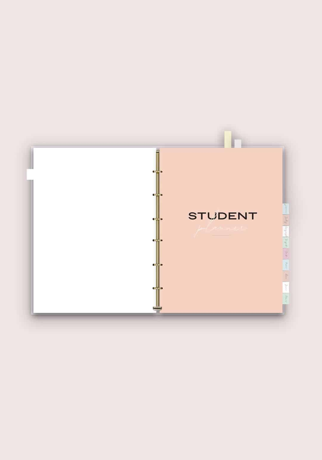 college student planner