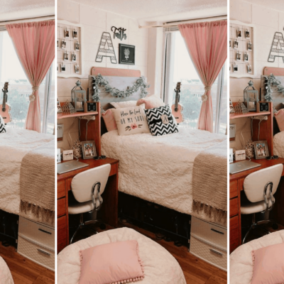 32 Dorm Hacks You Need to Know as a College Freshman