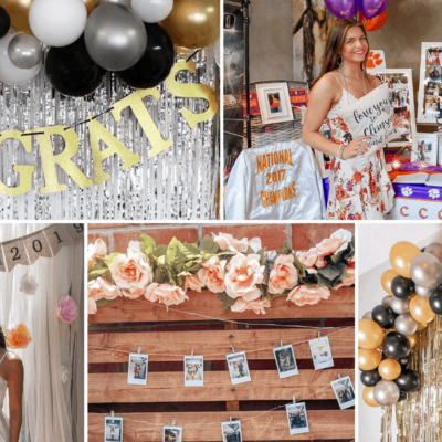 23 Graduation Party Decor Ideas To Use That Will Make Your Party One to Remember