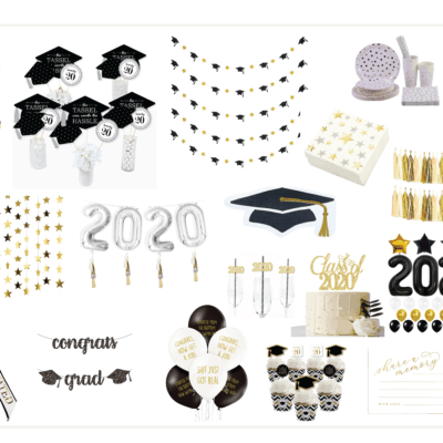 The Ultimate Guide To High School Graduation Party Decor