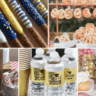 26 High School Graduation Party Ideas 2020 Graduates Will Obsess Over