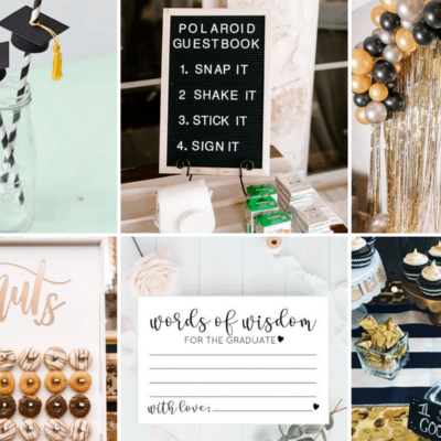 26 Mind-Blowing Graduation Party Ideas High School Students Will Love For 2020