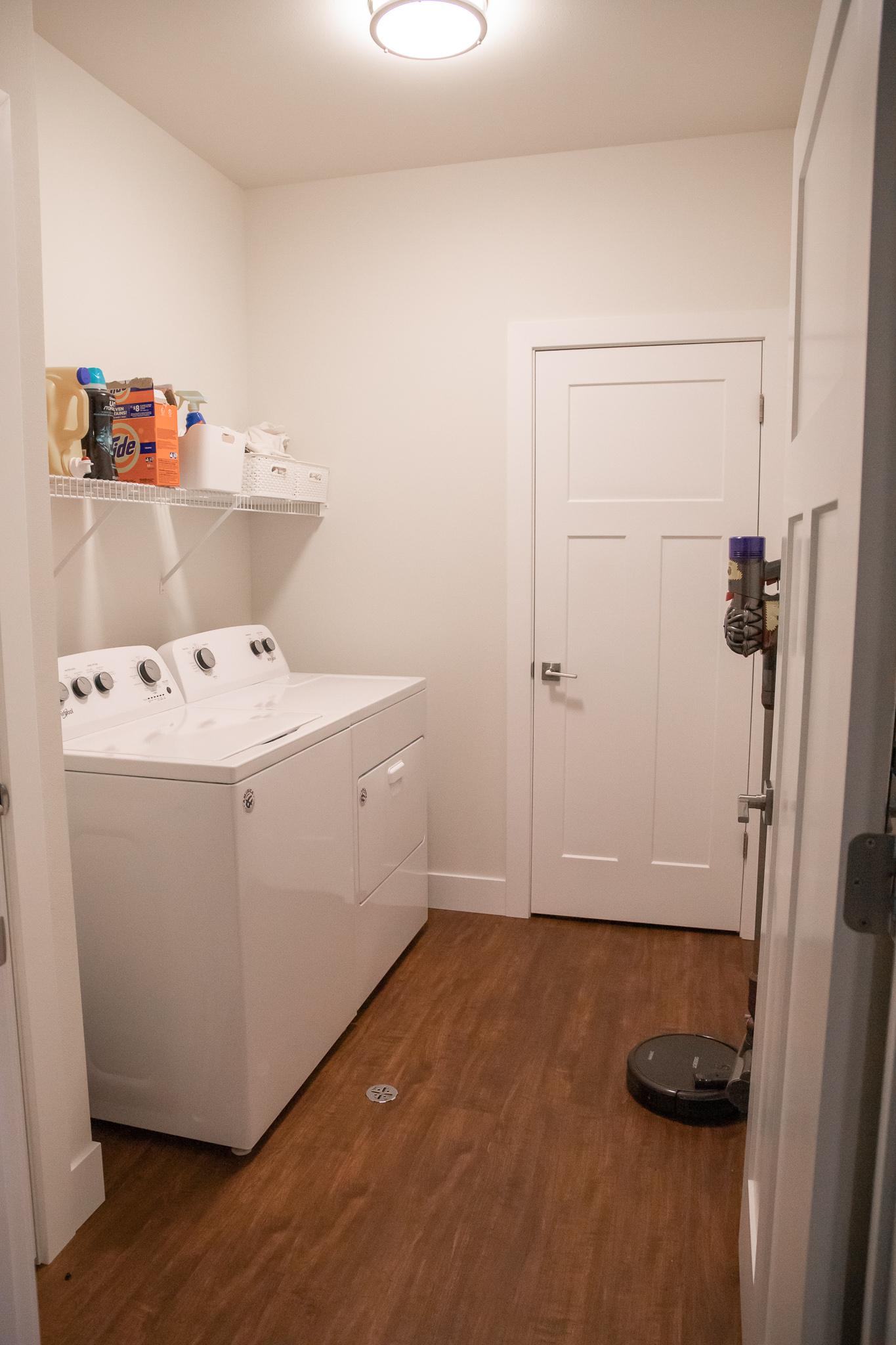 by sophia lee laundry room