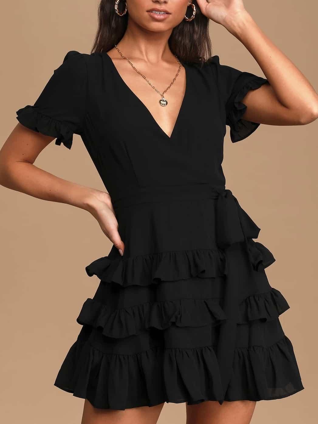 sorority rush dress