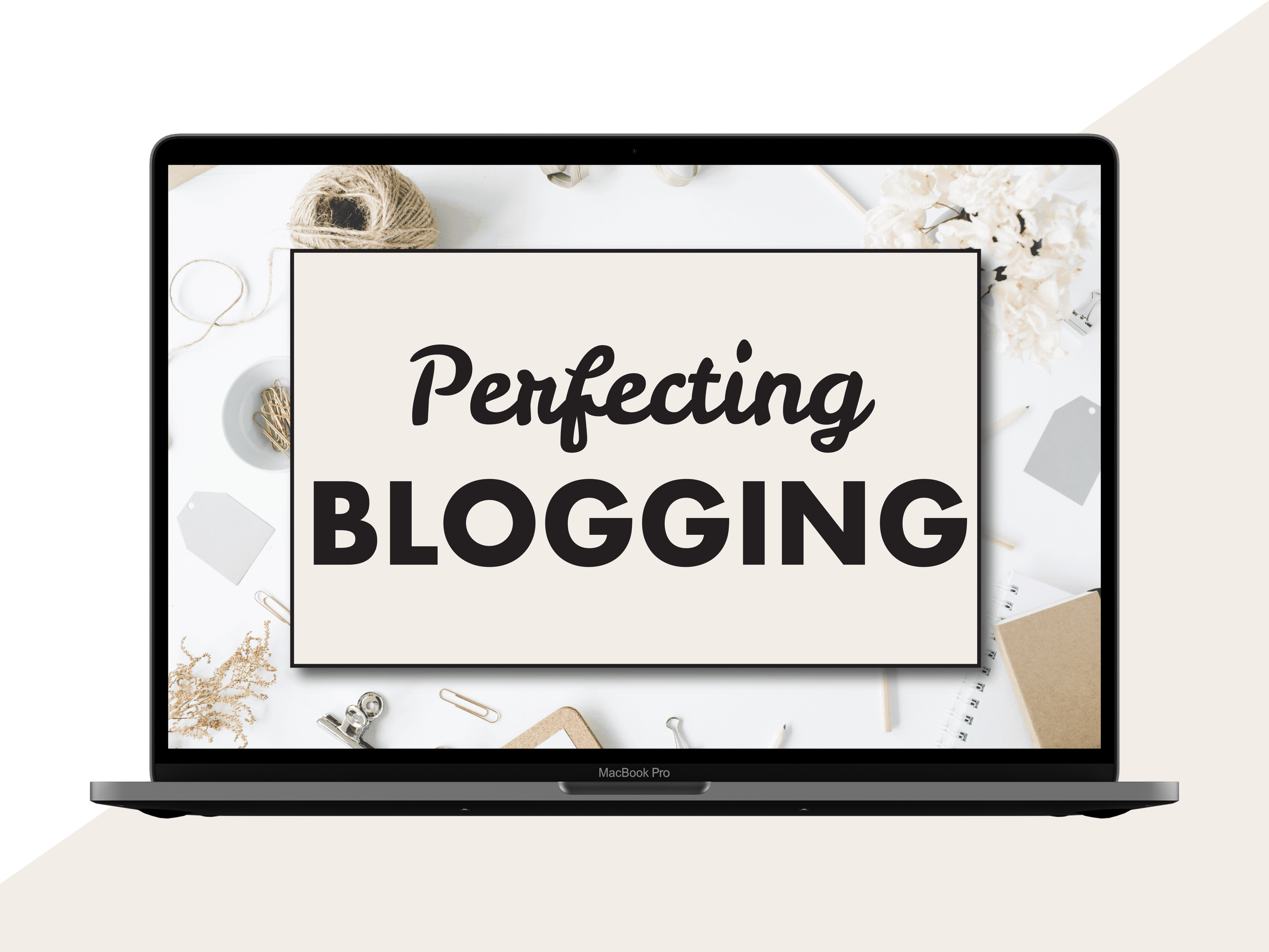 perfecting blogging by sophia lee