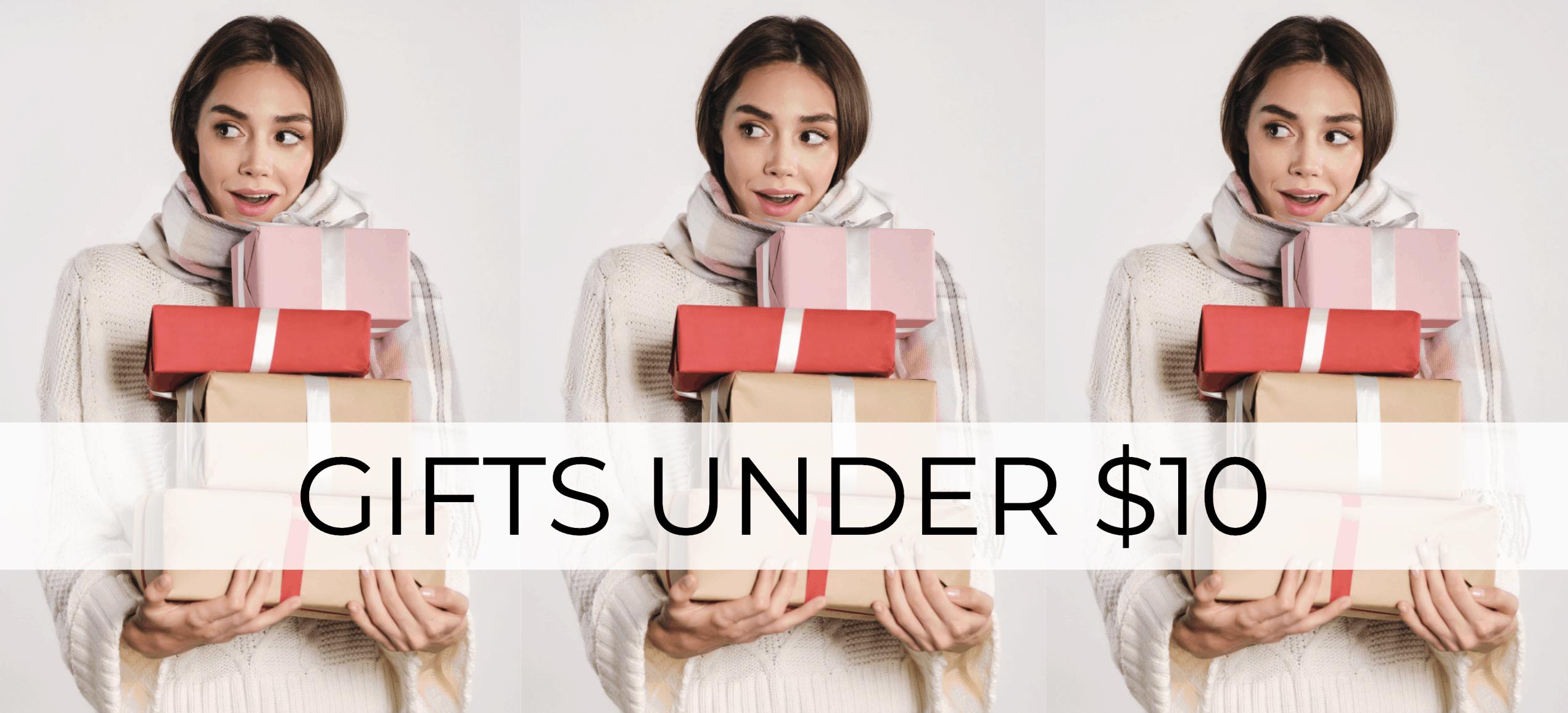 gifts under 10