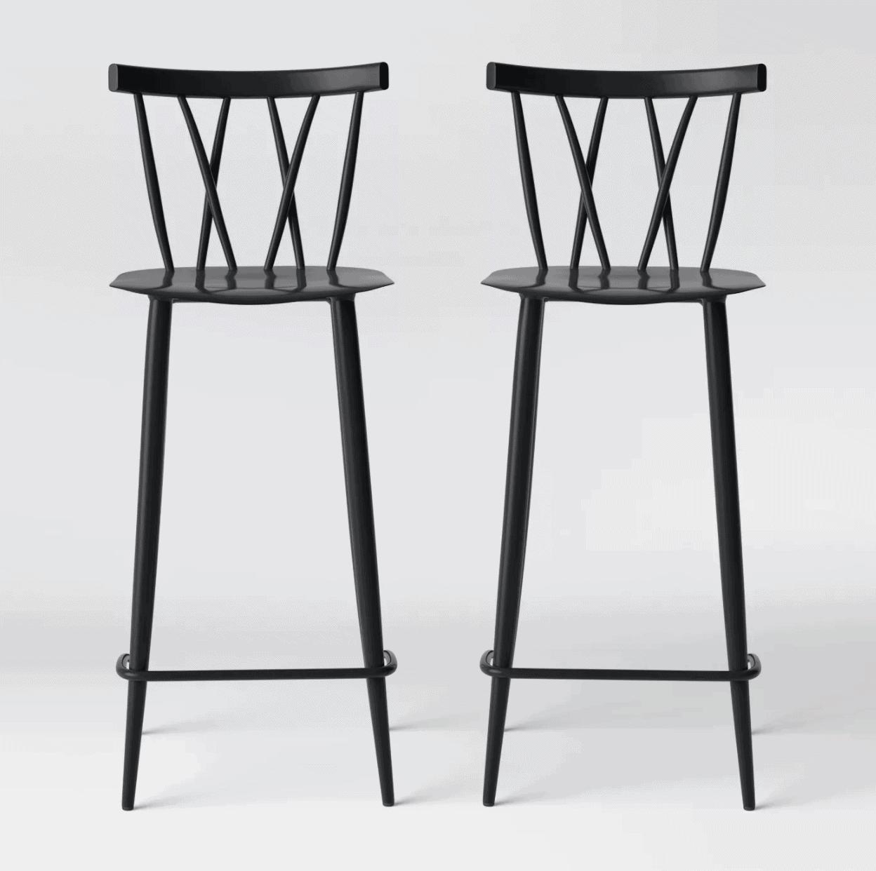 target bar stools